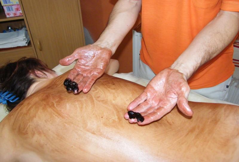 kurz čokoladová masaž