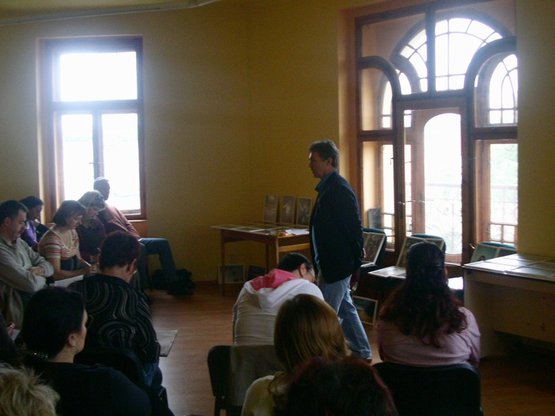 přednáška MUDr. Tomáše Lebenharta