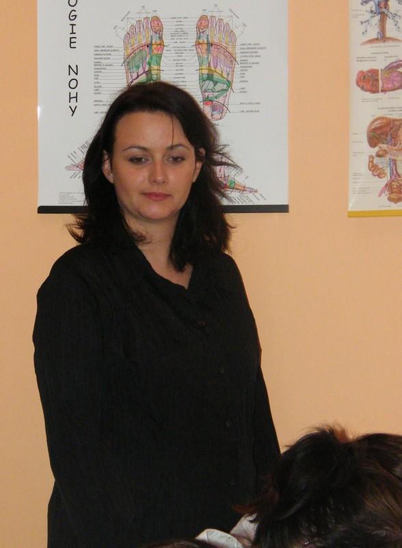 lektorka Šárka