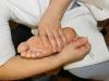 Ošetření nohou 1